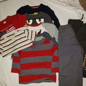 Bundle of boy's clothes size 18-24 months